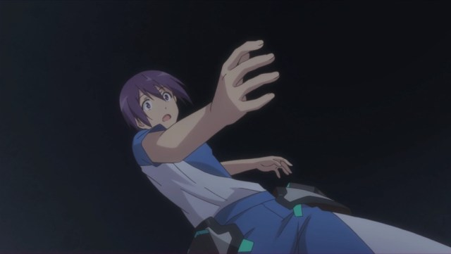 The Asterisk War Episode 6: Ayato falls in the abyss