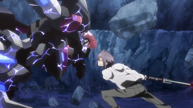 The Asterisk War Episode 21: Ayato goes head to head with AR-D