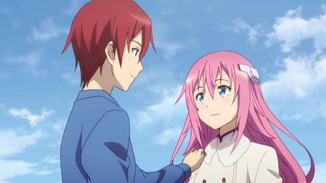 The Asterisk War Episode 24: Julis even convinced her brother to help her.