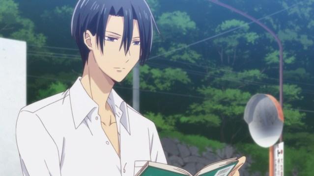 Fruits Basket Season 2 Episode 12: Hatori expected misery as a Shouma.