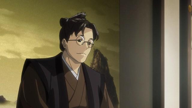 Kabaneri of the Iron Fortress Episode 9: Lord Maeda warmly welcomed Biba.
