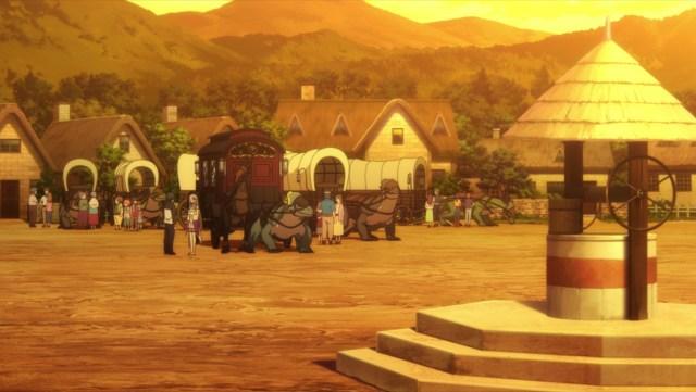 Re:ZERO Episode 27: The empty village felt eerie