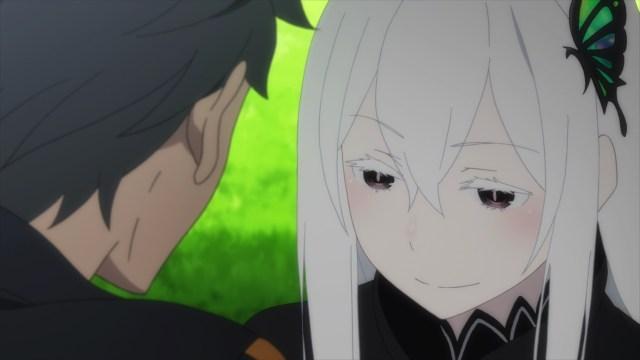 "Re:ZERO Season 2 Episode 28: Echidna, just a ""tender young maiden?"""