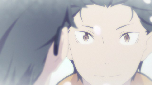 Re:ZERO season 2 Episode 29: Subaru talks to his dad