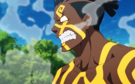 Fire Force Season 2 Ep 9: Ogun showed some serious power in this episode.