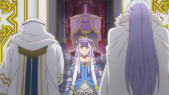 Outbreak Company Ep 8: Petralka emerged ready to get back to work.
