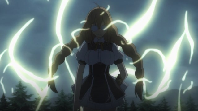Chivalry of a Failed Knight: Tohka was a monster when it came to combat.