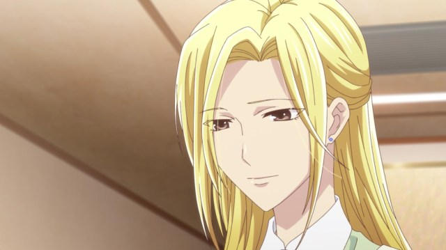Fruits Basket Season 2 Episode 25: Arisa would like to see Kureno again