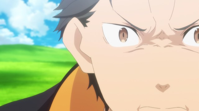 Re:Zero 2 episode 37: Subaru faced up to what it meant to negotiate with a witch.