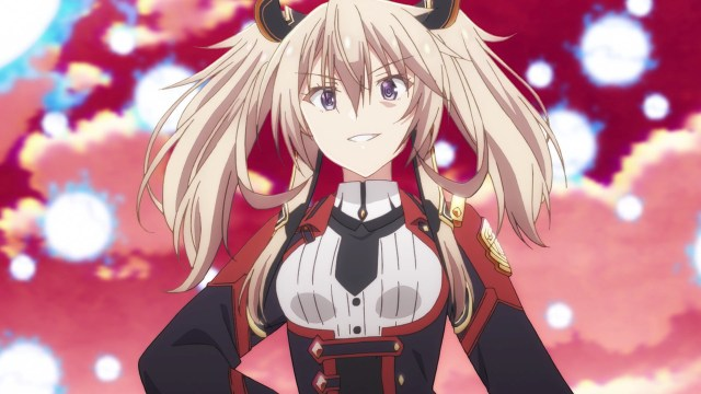 The Misfit of Demon King Academy Episode 11: Sasha dominated on the battle field.