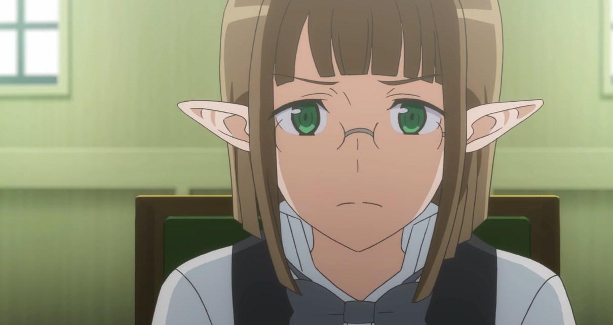 DanMachi III Episode 3: Eina wanted to help Bell