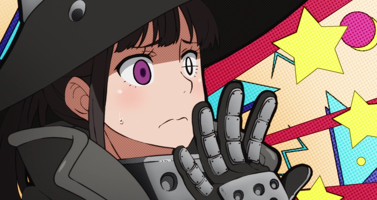 Fire Force Season 2 Ep 16: Maki held her own