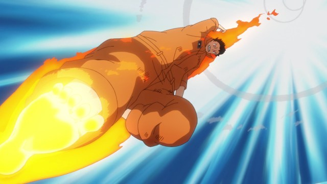 Fire Force Season 2 Ep 17: Shinra tried, but to no effect