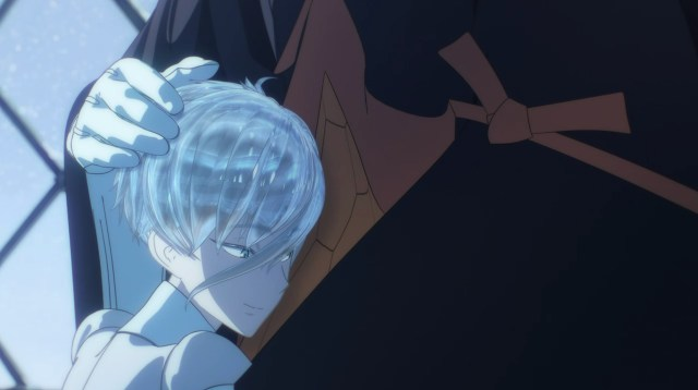 Land of the Lustrous Episode 7: Antarcticite treasures their annual tradition with Kongou.