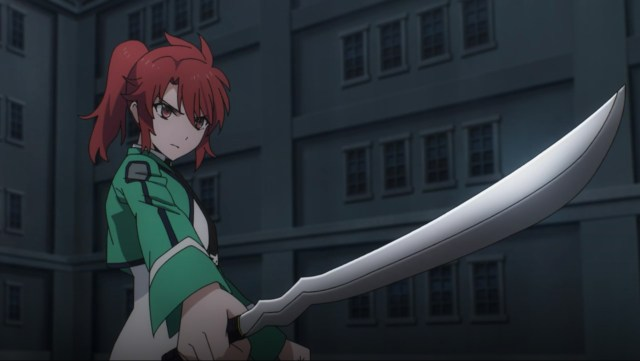The Irregular at Magic High School: Visitor Arc Episode 5: The entire team was powerful