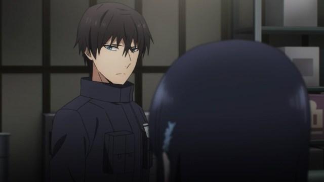 The Irregular at Magic High School: Visitor Arc Episode 8: Tatsuya couldn't understand Miyuki at all