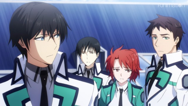 The Irregular at Magic High School: Visitor Arc Episode 9: Erika is not used to reporting failures