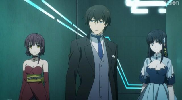 The Irregular at Magic High School: Visitor Arc Episode 13: Tatsuya doesn't react well to betrayal