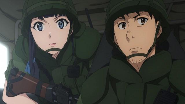 Kurokawa and Itami wondered who Rory was
