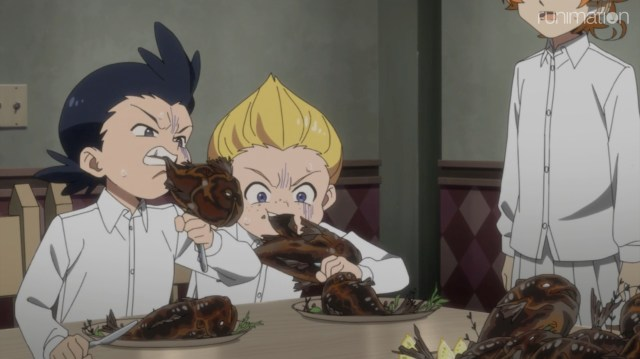 The Promised Neverland Season 2 Episode 4: The fish had no toxins