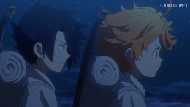 The Promised Neverland Season 2 Episode 4: Ray and Emma would miss the shelter