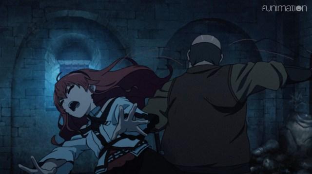 Brutality didn't seem to impress Eris