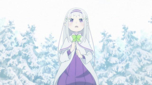 Re:ZERO Season 2 Part 2 Episode 44: What can little Emilia do, all alone, against Pandora?