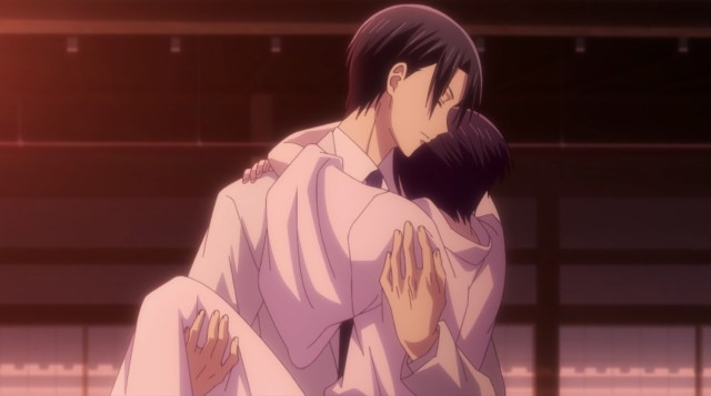 Fruits Basket - The Final Episode 1: Akito seems outstanding at manipulation