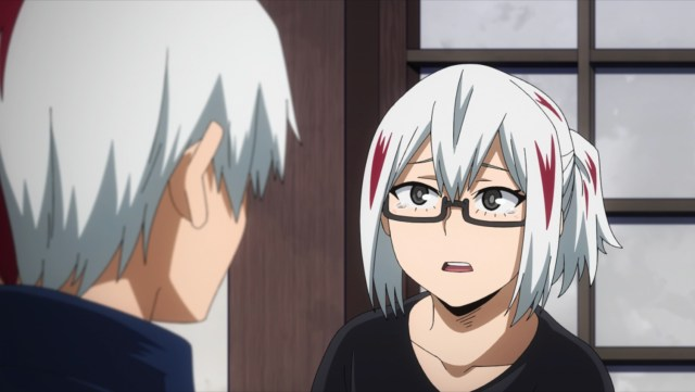 My Hero Academia Season 5 Episode 90: Fuyumi has been through a lot -- and so have her brothers.