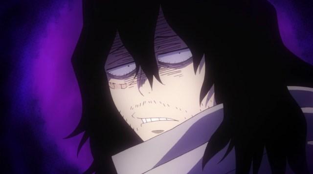 My Hero Academia Season 5 Episode 91: At least I hope Aizawa has a sense of humor!