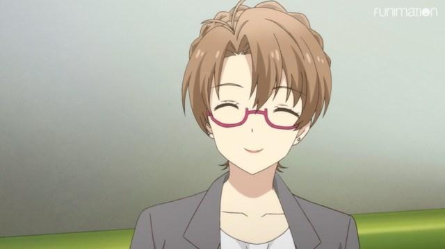 The Women of YU-NO: Ayumi was super sympathetic!