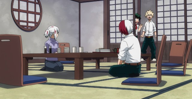 My Hero Academia Season 5 Episode 105: Bakugou had had enough