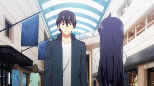 The Honor at Magic High School Episode 1: Tatsuya dotes on his sister