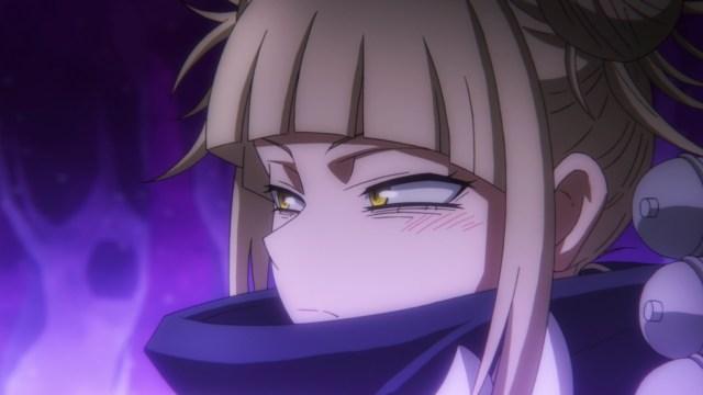 My Hero Academia Season 5 Episode 108: Himiko Toga did not like what she heard Shigaraki say