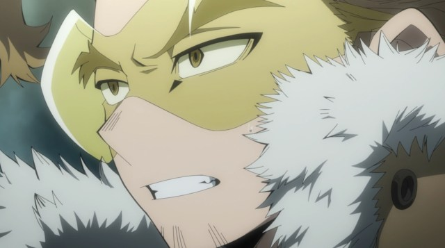 My Hero Academia Season 5 Episode 113: Hawks' mission just got a lot harder.