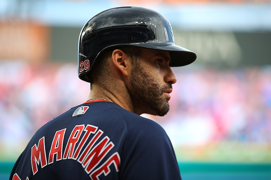 JD Martinez is Back with a Vengeance