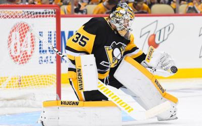 Penguins Eye Division Title as Playoffs Near