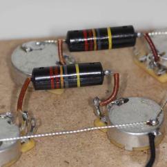 50 S Style Les Paul Wiring Diagram Trailer Plug 7 Pin Améliorer Le Son De Sa Guitare  Gt Azztechs