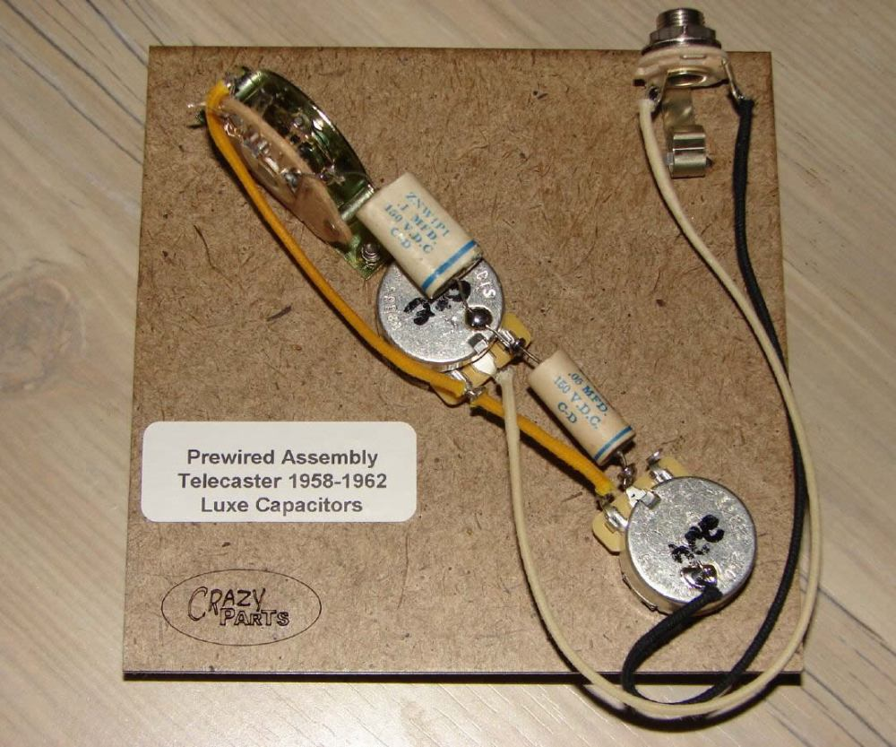 medium resolution of installation instructions 49 90 prewired assembly tele 1958 1961