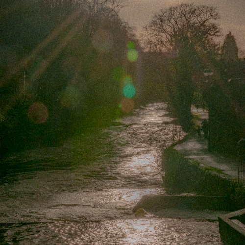 Tavy in Flood 25