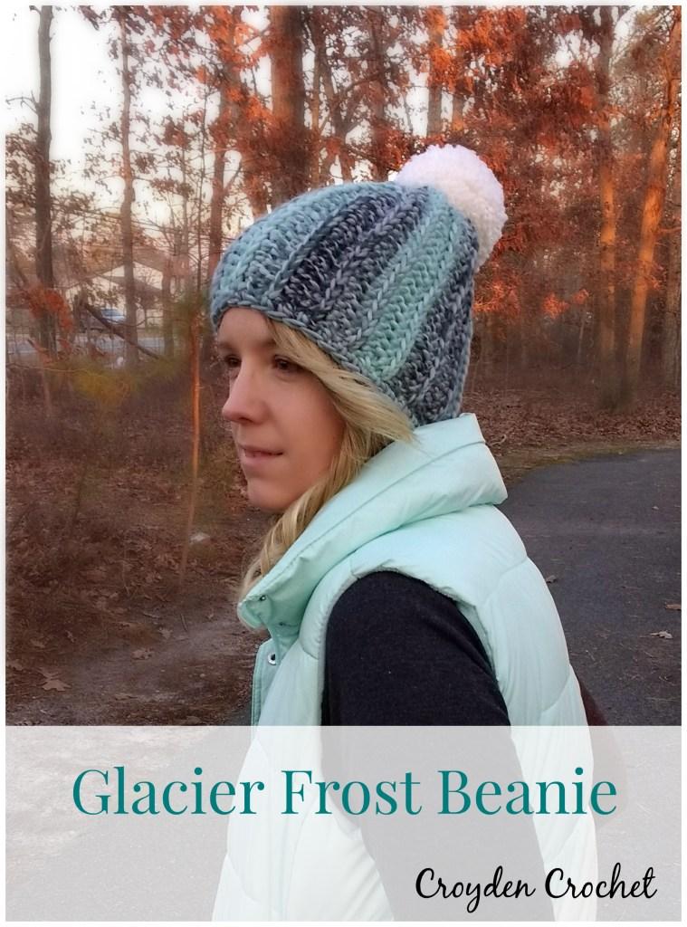 Glacier Frost Beanie
