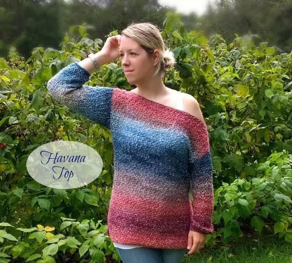 Havana Crochet Top