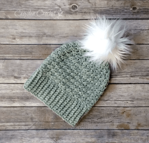 Cambridge Crochet beanie