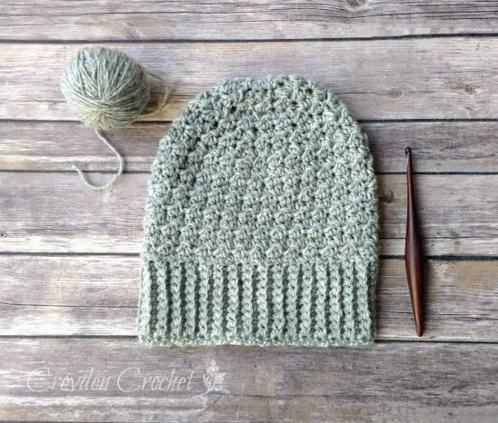 Cambridge Beanie pattern