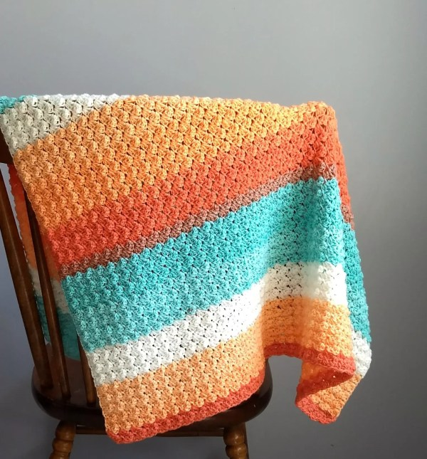 Everyday Baby Blanket Pattern