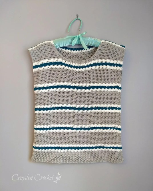 Simply Striped Tee Pattern