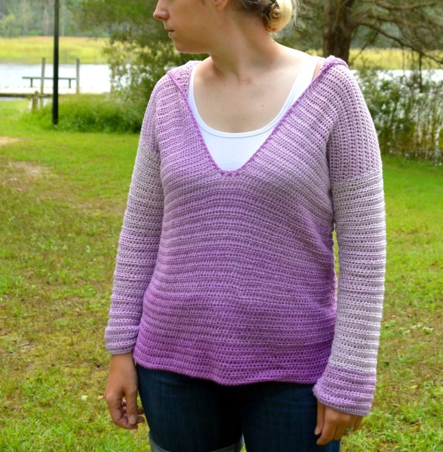 Lazy Days Pullover