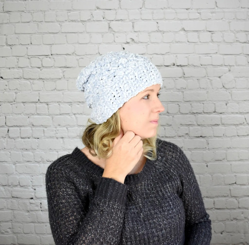 hopewell crochet beanie