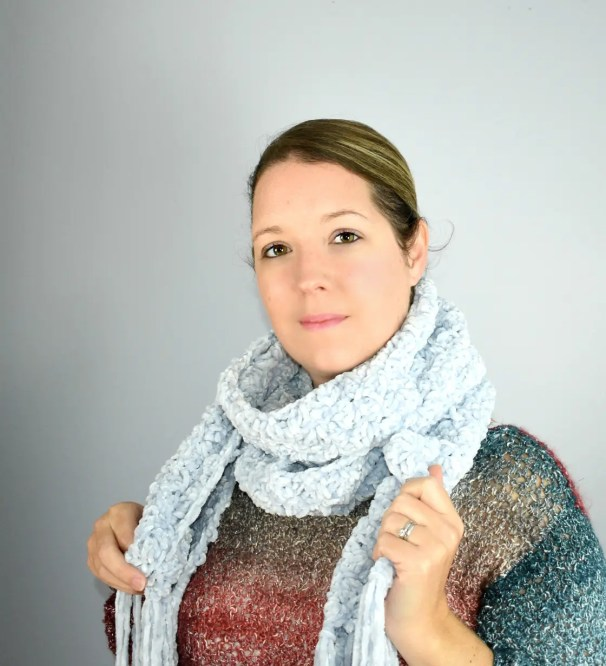 Hopewell Scarf Pattern