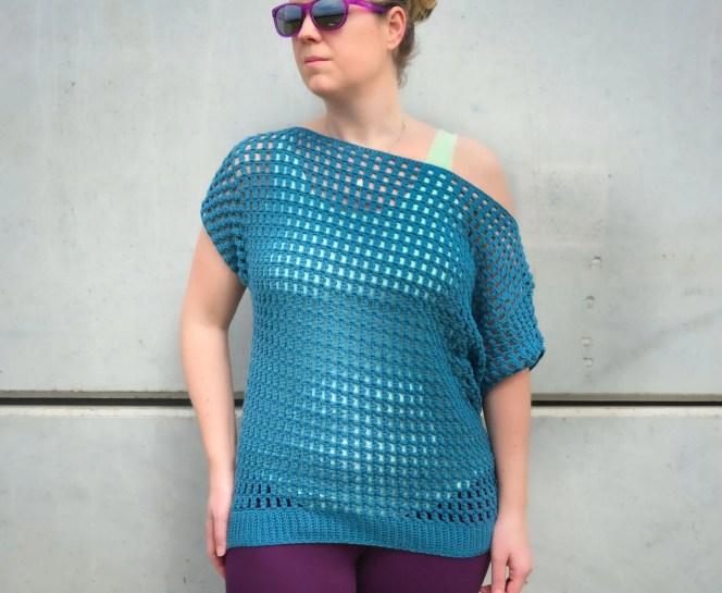 easy going top crochet pattern